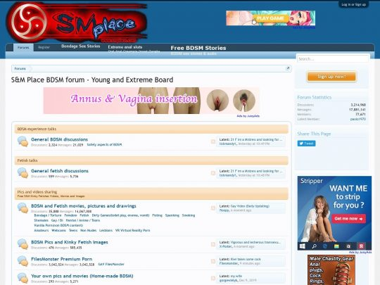 SMPlace Forum